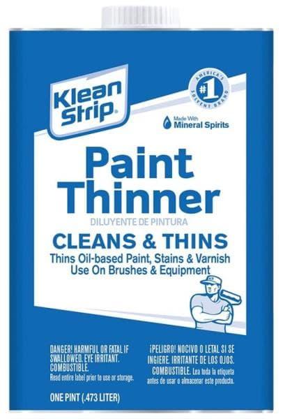 PAINT THINNER PT  - National Maintenance Supplies, Inc
